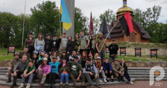 Мандрівний табір «Стежками князів Острозьких»