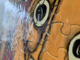 Музей Сучасного Українського мистецтва Корсаків створив унікальні пазли з доповненою реальністю