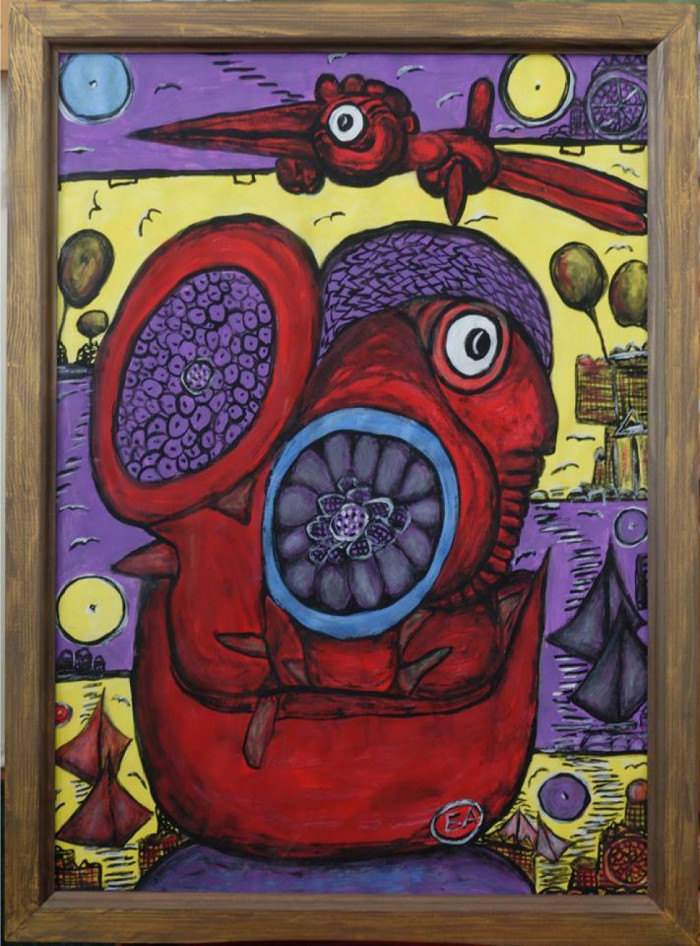 Картина  Емми Андієвської