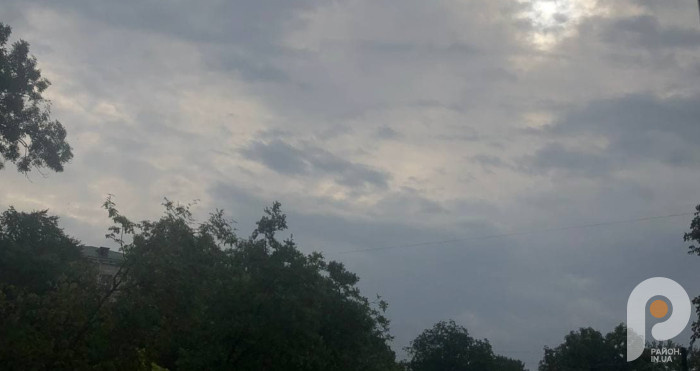 Прогноз погоди на 20 липня