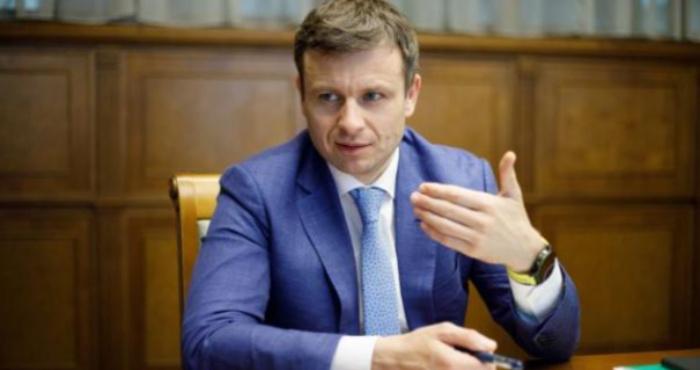 Міністр фінансів Сергій Марченко
