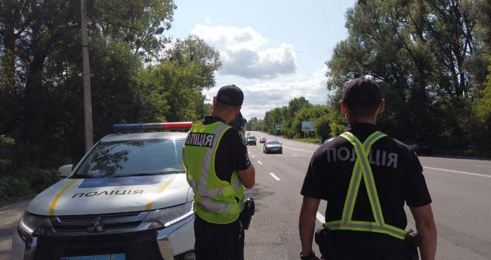 Національна поліція збільшить кількість екіпажів для контролю порушень на дорозі