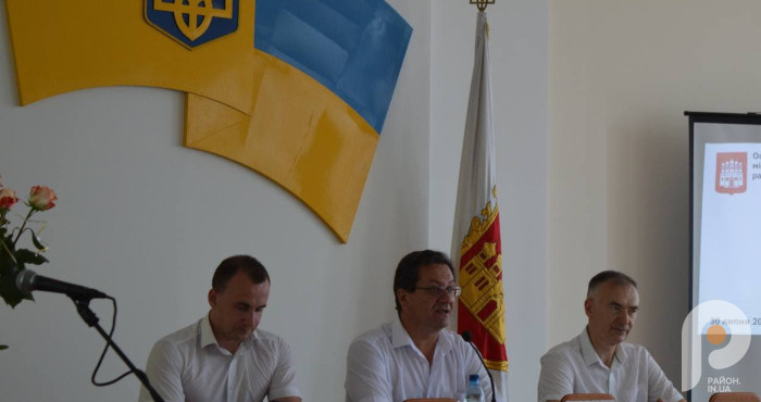 Сесія Острозької міської ради