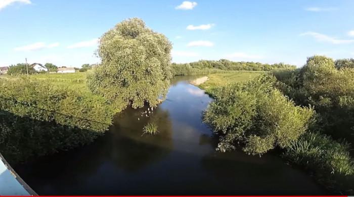 Горинь у селі Вельбівно (Острозький район)