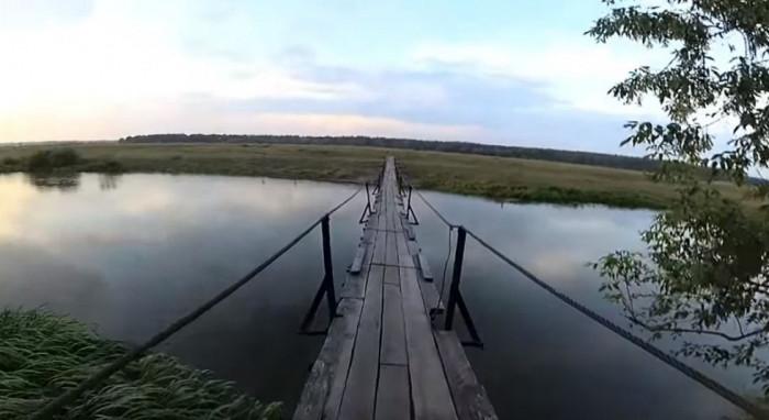 Річка в Стадниках