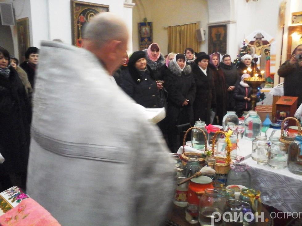 Студентсько-викладацький храм пр. Федора Острозького
