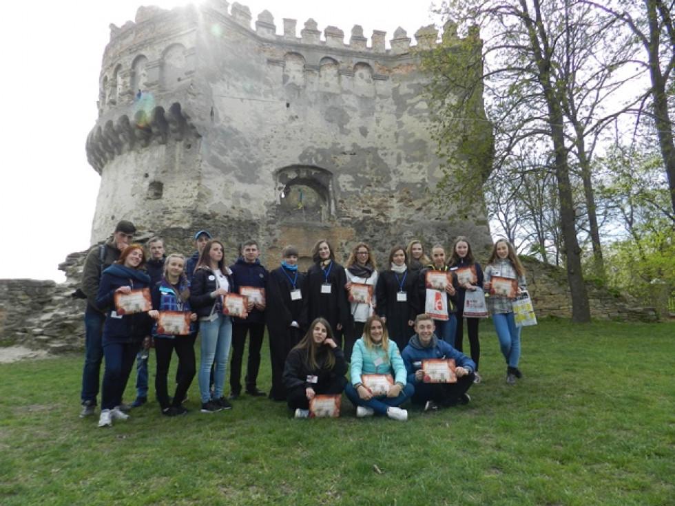 Квест-гра для молоді «Містичний Острог»