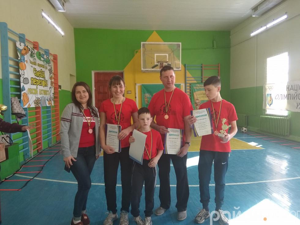 Сім'я Панчуків