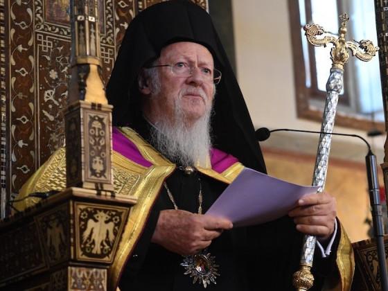 Патріарх Константинопольський Варфоломій