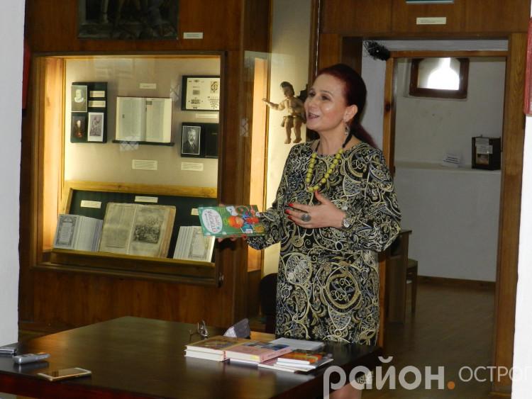 Письменниця Марія Ткачівська