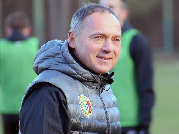 Віталій Косовський - тренер «Ворскли»