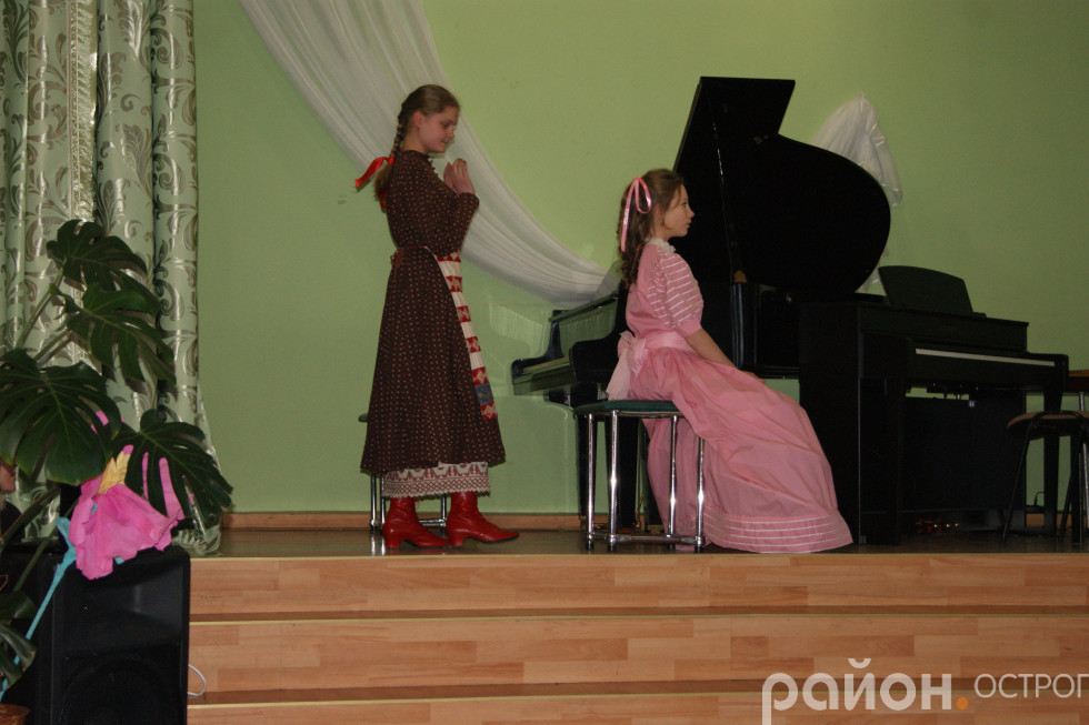 Постановка «Панянка і селянка»