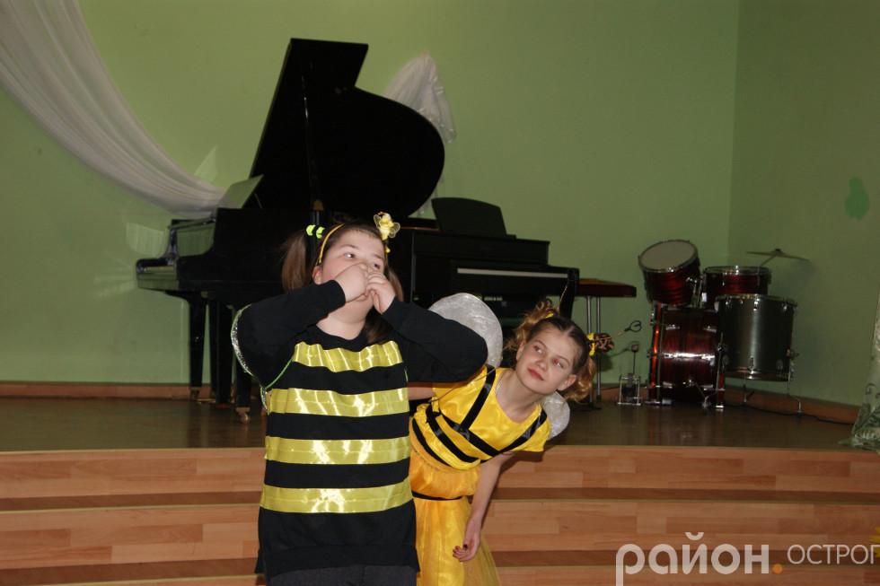 Інтермедія про бджілок