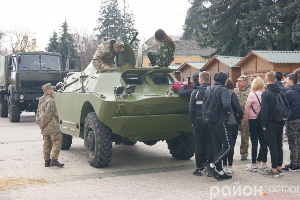 Огляд військової техніки