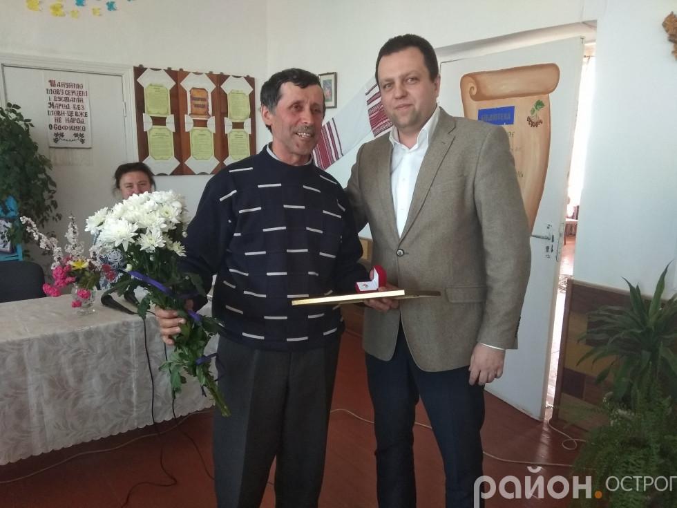 Петро Чумак і Віталій Ундір