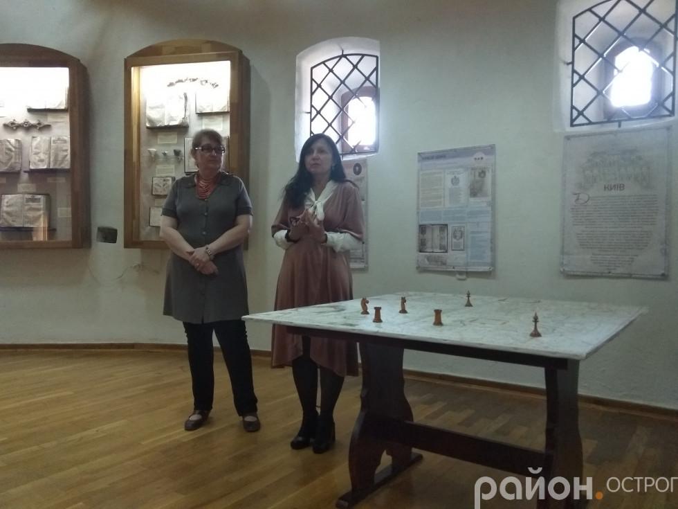 Київські гості на відкритті виставки