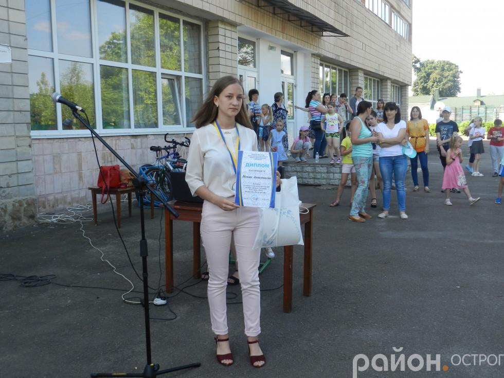 Анастасія Новак
