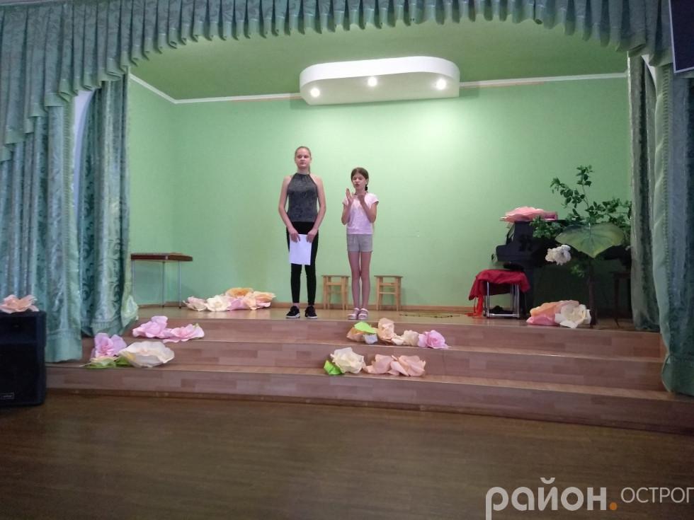 Ведучі свята для дітей Анастасія та Наталія Майор