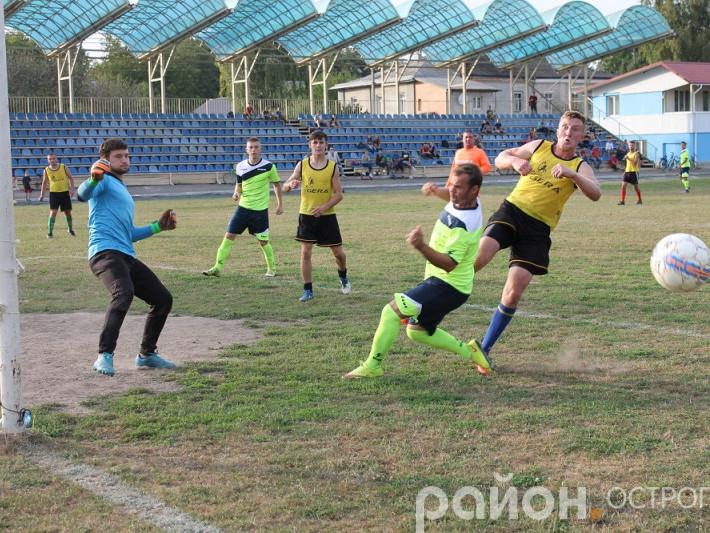 Атака ФК «Грем'яче»