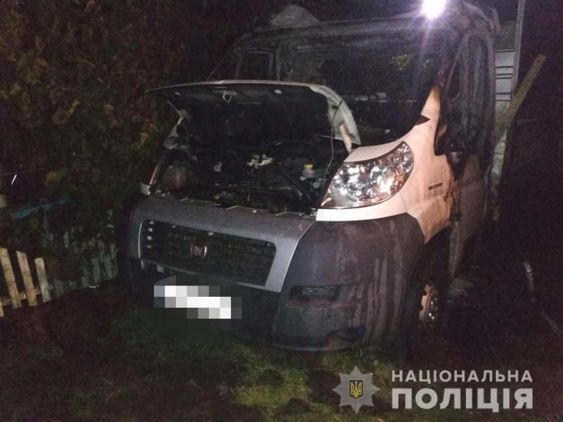 У Вельбівному горів автомобіль: деталі пожежі