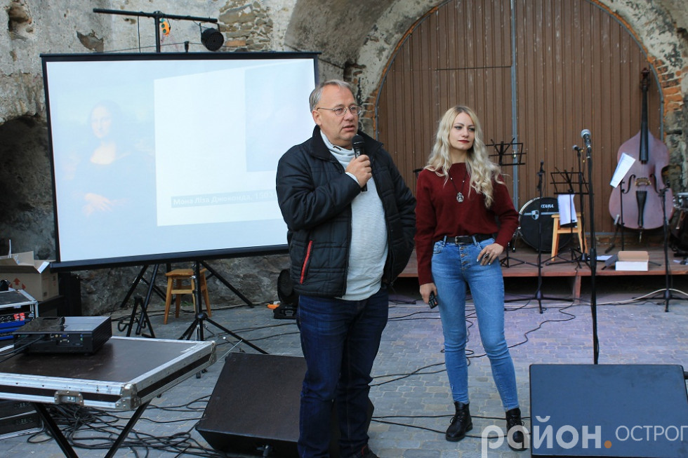 Микола Бендюк і Наталія Кушнірук