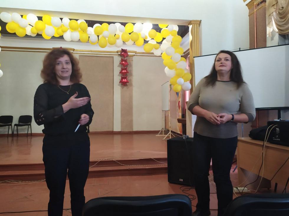 Тетяна Абрамович і Мар'яна Рева