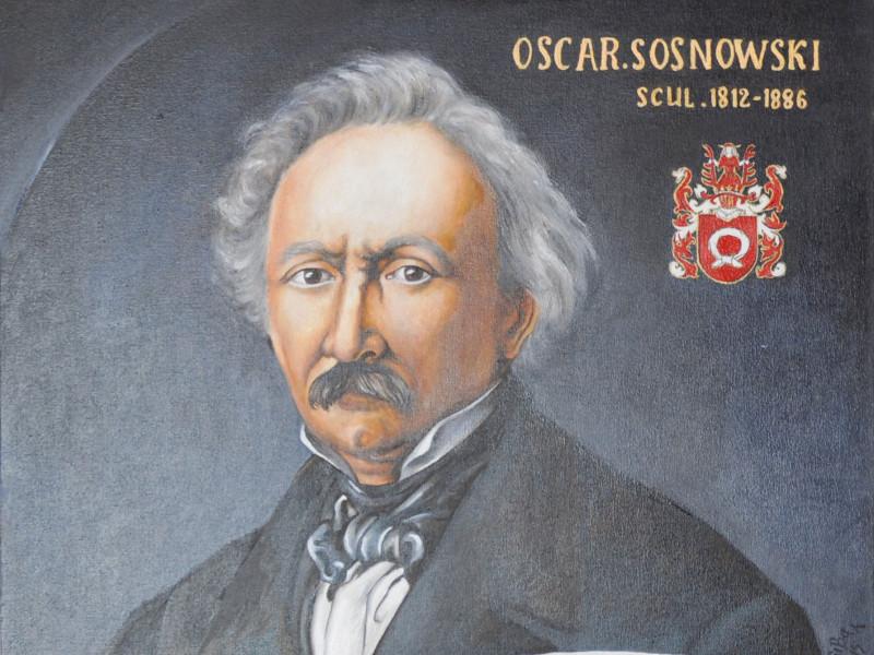 Томаш Оскар Сосновський (робота Валерія Войтовича)