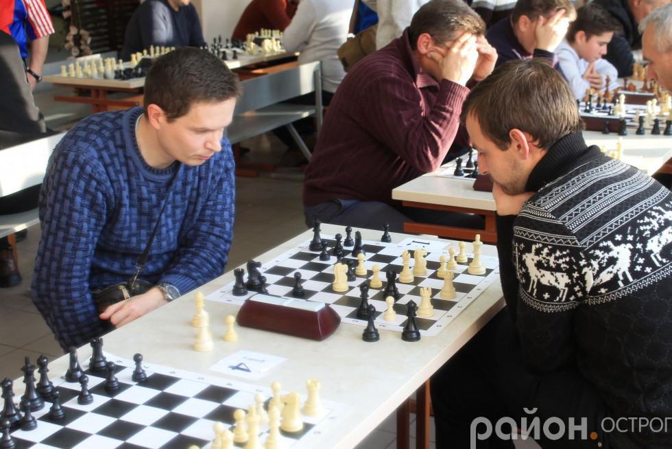 Ліворуч за столом Валентин Шаранський