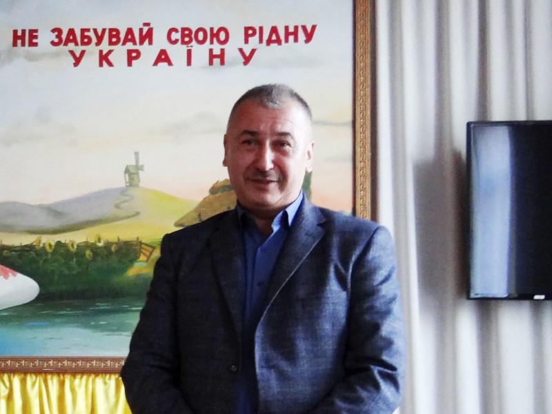 Олег Петриляк