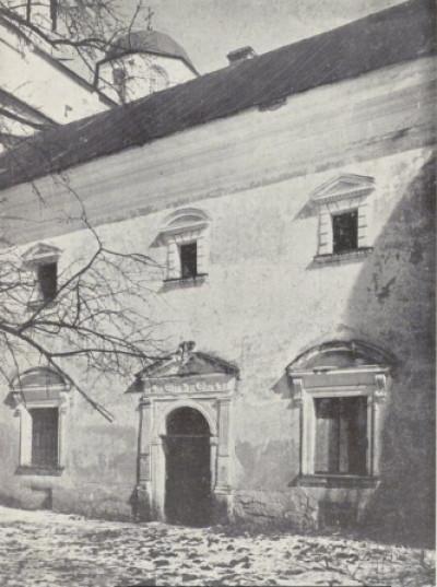 11.Межиріцький монастир.