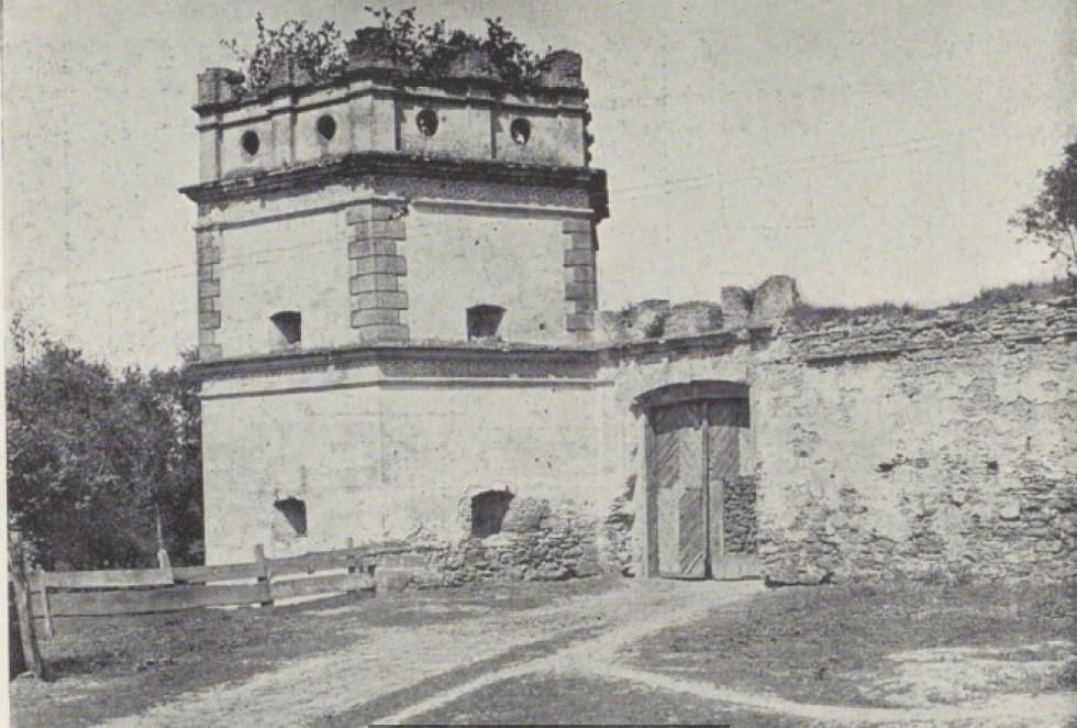 3.Оборонна башта.