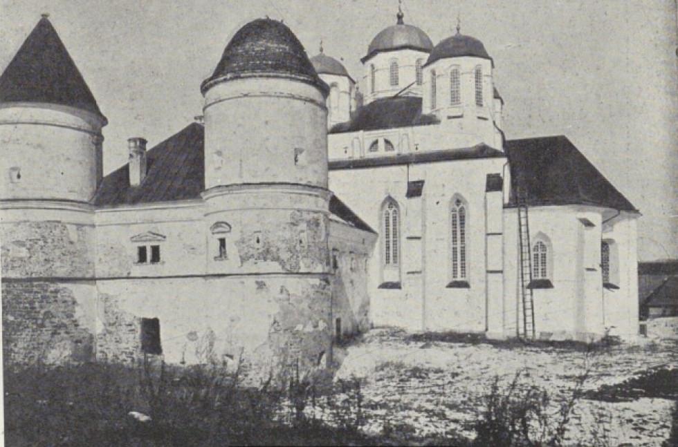 4.Монастир та церква.