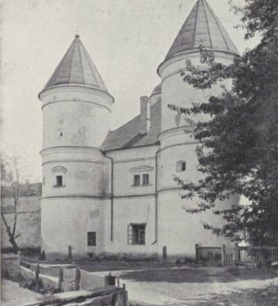 5.Будівля монастиря.