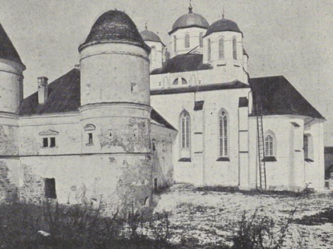 Межирицький монастир 1935 рік