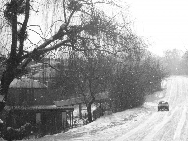 Ранкова вулиця