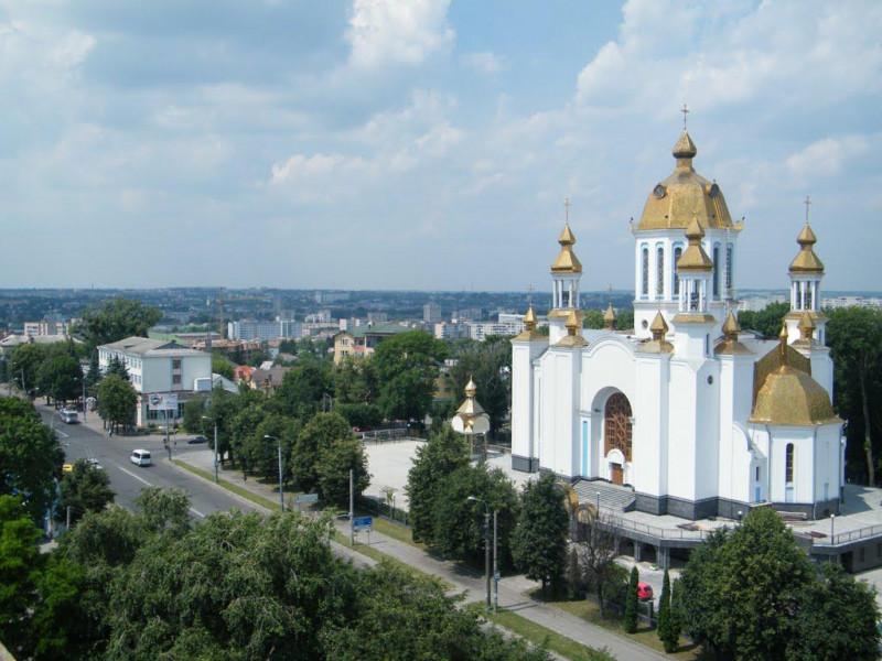 Свято-Покровський собор у Рівному
