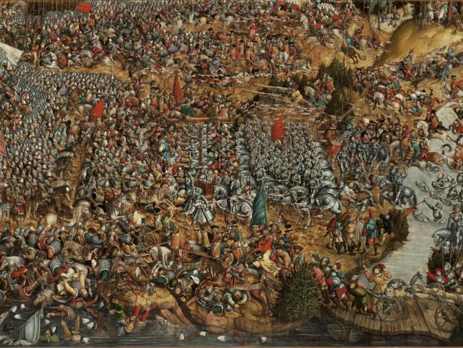 Битва під Оршею, 1514 рік