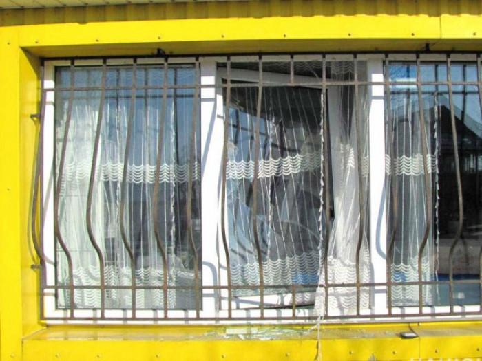 Магазин у Вельбівному, де побував підсудний