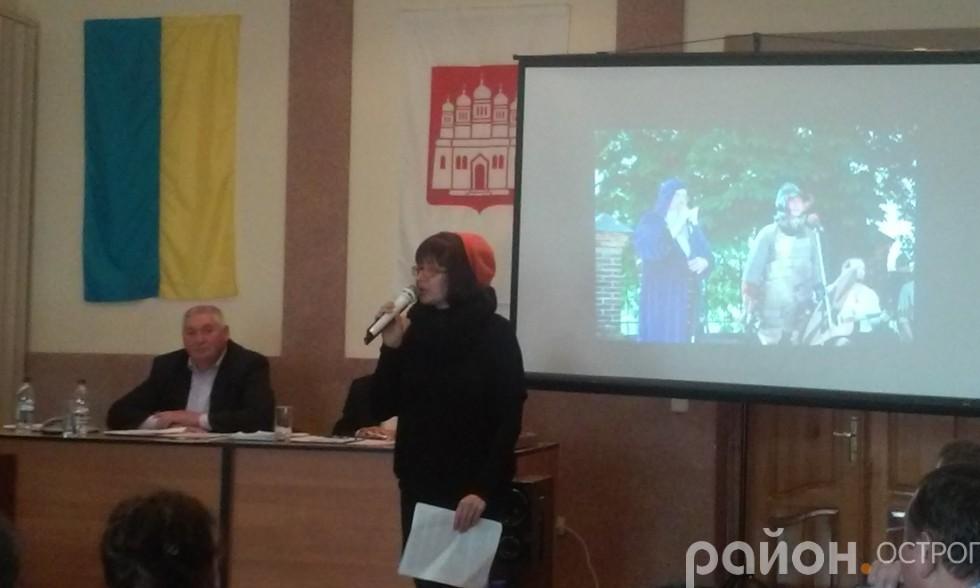 Людмила Гарарук