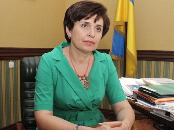 Глава Держказначейства Тетяна Слюз