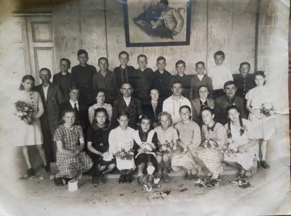 6 клас Острозька середня школа №1(Острозька гімназія)