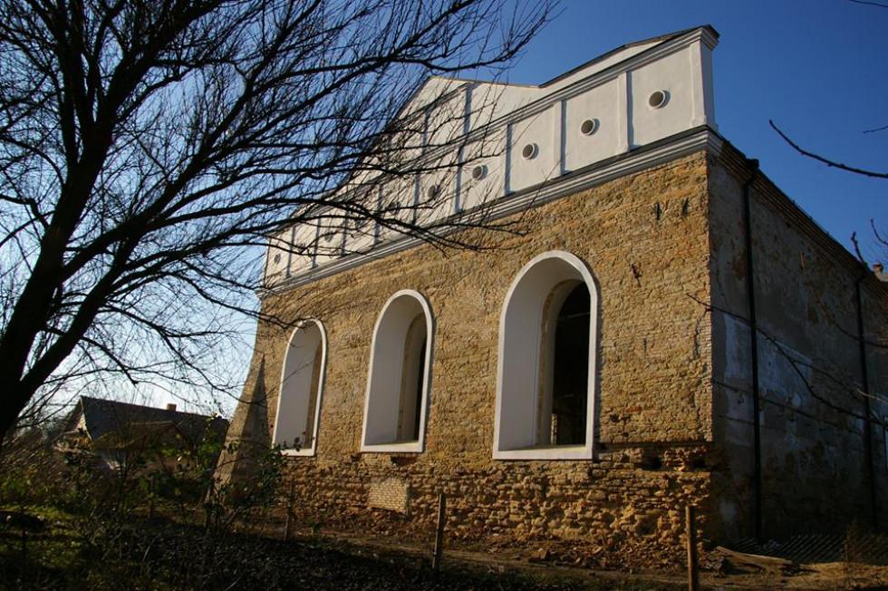 Синагога в Острозі отримала нове життя