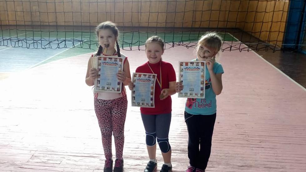Дівчатка посіли 3 призове місце