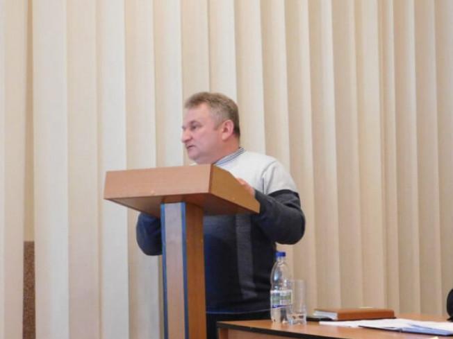 Іван Войтов звільнився із посаи директора КП «Водоканал»