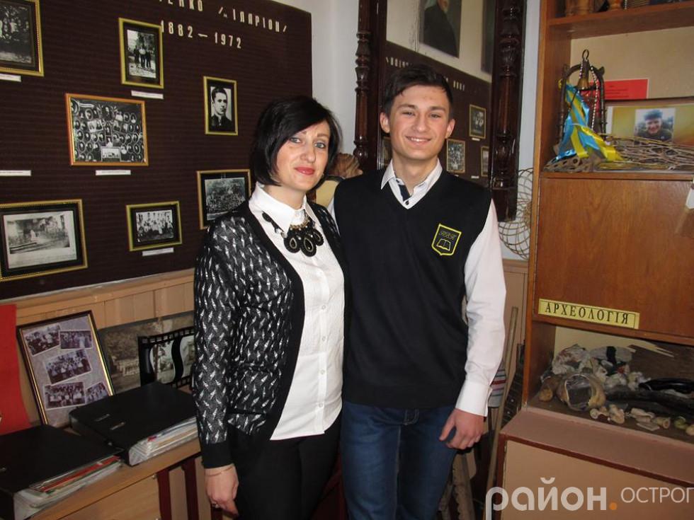 Владислав Малецький і Тетяна Малецька