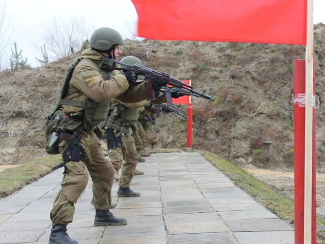 У вівторок острожани можуть чути постріли: військові навчання
