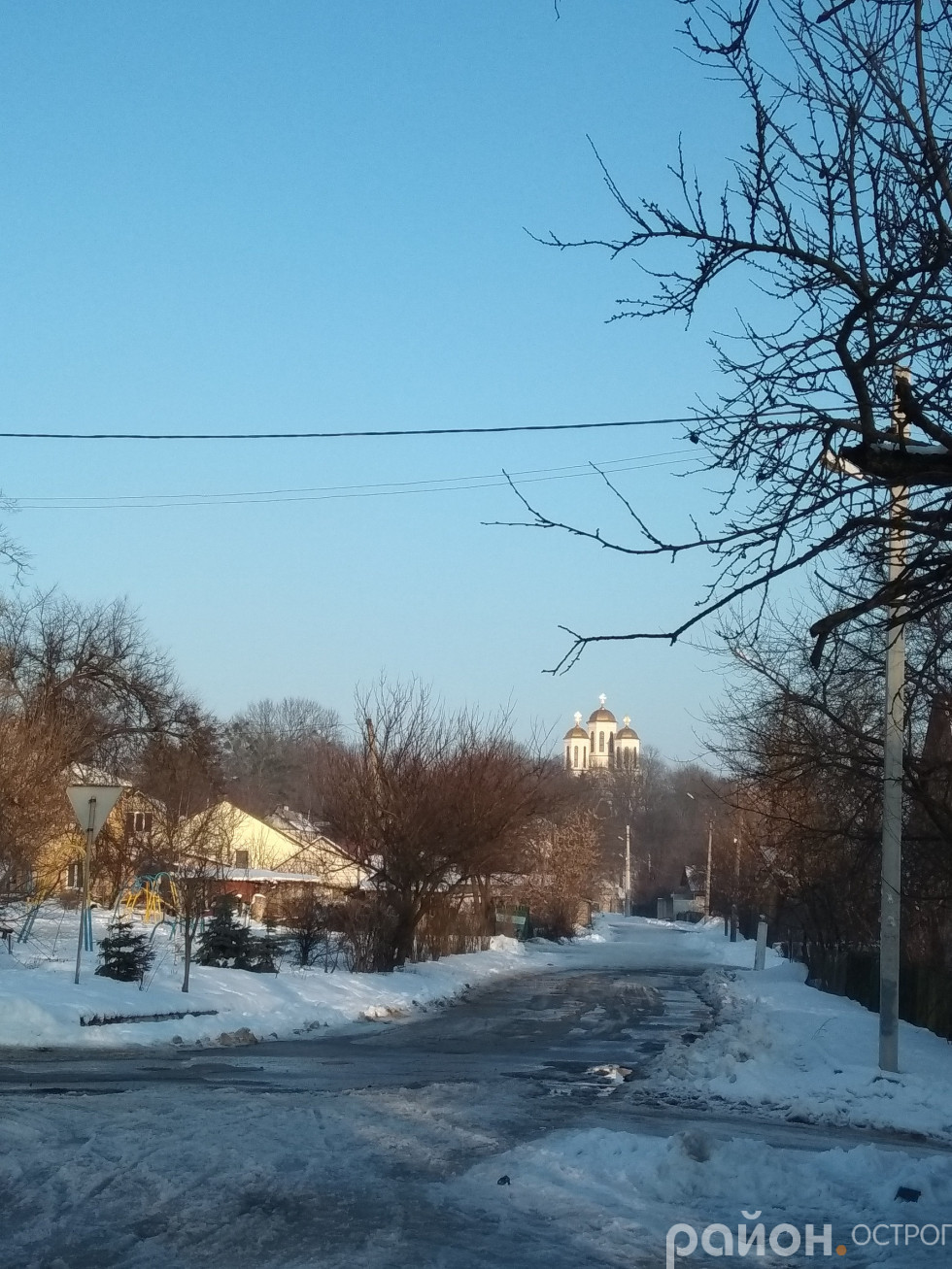 Вулиця Івана Федорова