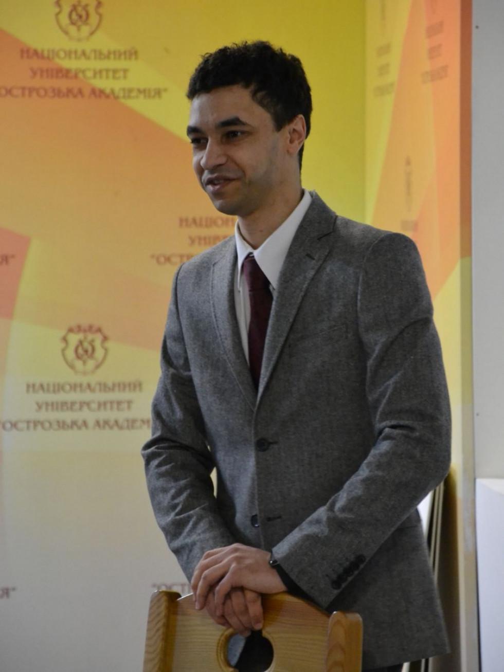 Антон Лисенко розповів студентам про кризові комунікації у PR