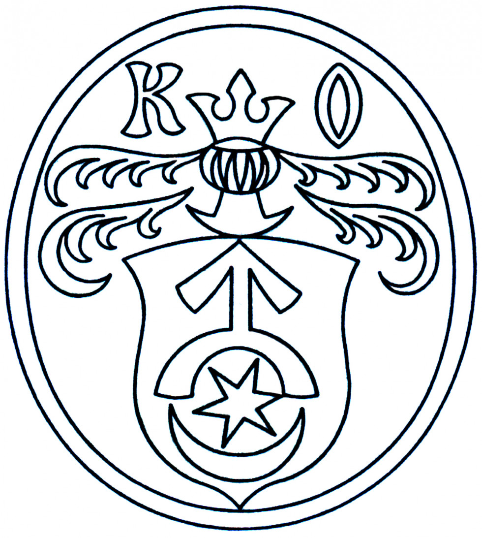 Печатка В.-К. Острозького від 7.10.1556