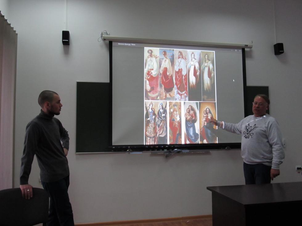 М. Бендюк здійснює порівняльний аналіз Шевченкової «Катерини»